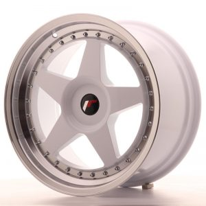 Japan Racing JR6 18x9,5 ET35-40 Blank White