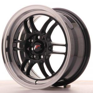 Japan Racing JR7 15x7 ET38 4x100/114 Gloss Black