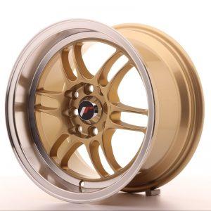 Japan Racing JR7 15x8 ET35 4x100/114 Gold