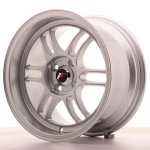 Japan Racing JR7 15x8 ET35 4x100 Silver