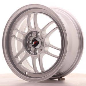 Japan Racing JR7 16x7 ET38 4x100/114 Silver
