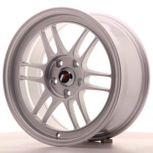 Japan Racing JR7 17x8 ET35 5x100 Silver