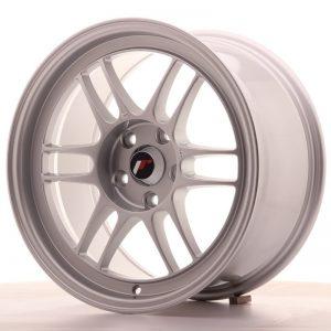 Japan Racing JR7 17x9 ET35 5x100 Silver