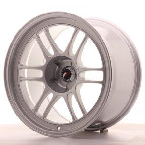 Japan Racing JR7 18x10,5 ET15 5H Blank Silver