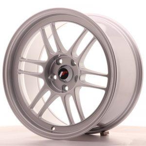 Japan Racing JR7 18x9 ET35 5x114,3 Silver