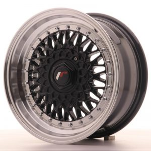 Japan Racing JR9 15x7 ET20 4x100/108 Black
