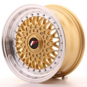 Japan Racing JR9 15x7 ET20 4x100/108 Gold