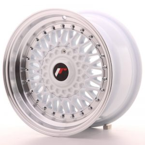 Japan Racing JR9 15x8 ET15 4x100/114 White