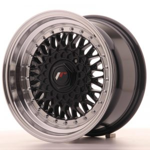 Japan Racing JR9 15x8 ET20 4x100/108 Black