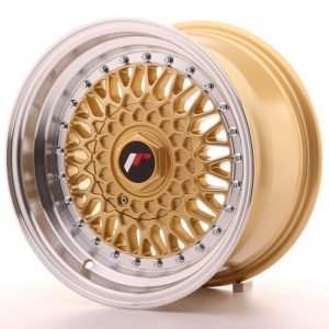 Japan Racing JR9 15x8 ET20 4x100/108 Gold
