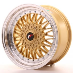 Japan Racing JR9 17x8,5 ET35 Blank Gold