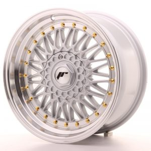 Japan Racing JR9 17x8,5 ET35 Blank Silver