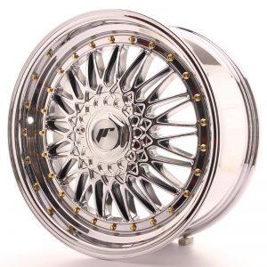 Japan Racing JR9 18x8 ET35 5x112/120 Chrome