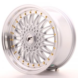 Japan Racing JR9 18x9 ET35 5x100/120 Machined Silv