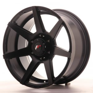 Japan Racing JRX3 18x9 ET20 6x139.7 Matt Black