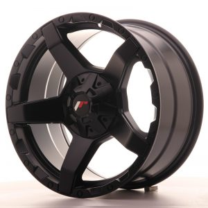 Japan Racing JRX5 18x9 ET20 6x139.7 Matt Black