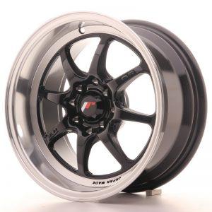 Japan Racing TF2 15x7,5 ET10 4x100/114 Gloss Black