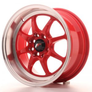 Japan Racing TF2 15x7,5 ET10 4x100/114 Red