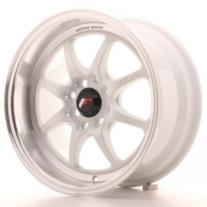 Japan Racing TF2 15x7,5 ET30 4x100/114 White